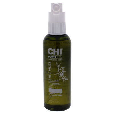 CHI - Power Plus Revitalize Vitamin Hair and Scalp Treatment 3,5oz
