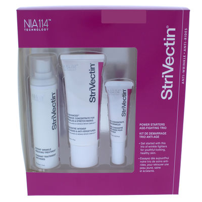 Strivectin - Power Starters Age Fighting Trio 3Pc Kit