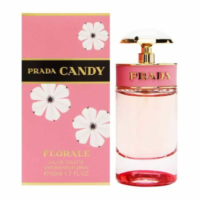 Prada - Prada Candy Florale EDT 50 ML (1.7oz) Women Perfume (Original)