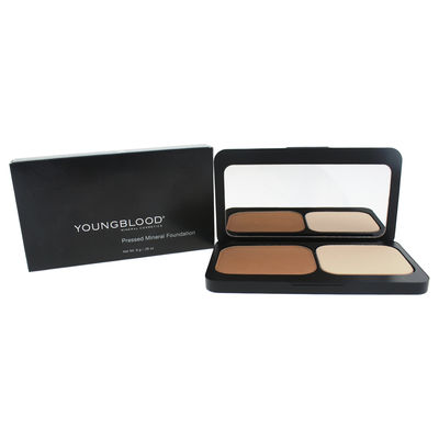Youngblood - Pressed Mineral Foundation - Coffee 0,28oz