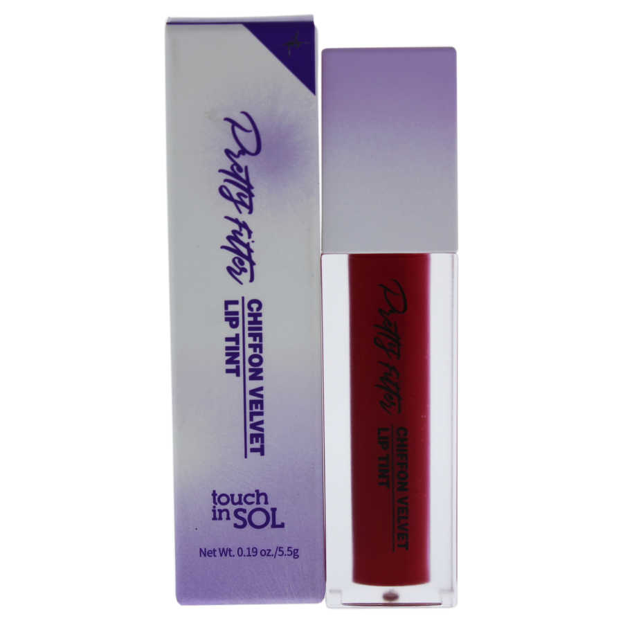 Pretty Filter Chiffon Velvet Lip Tint - 5 Pink Berry 0,2oz