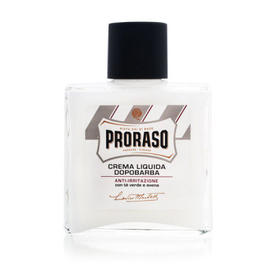 Proraso - Proraso Anti-Irritation Liquid After Shave Cream With Green Tea & Oatmeal 3.38 oz