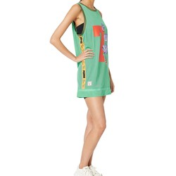 Puma Biscay Green Puma X Sue Tsai Dress - Thumbnail