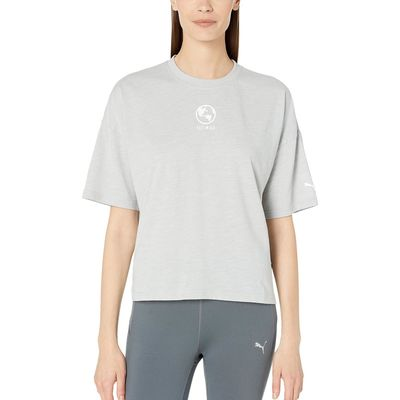 Puma - Puma Light Gray Heather Puma X Selena Gomez Tee