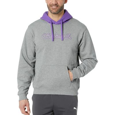Puma - Puma Medium Gray Heather Puma X Sankuanz Hoodie