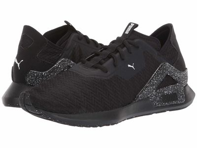 Puma - Puma Men Puma Black/High-Rise Rogue X Terrain Athletic Shoes
