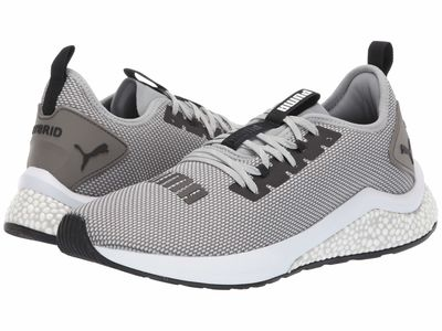 Puma - Puma Men Quarry/Puma White Hybrid Nx Running Shoes
