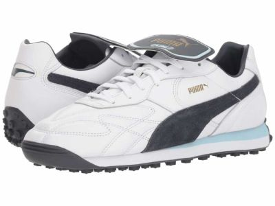 Puma - PUMA Men's Puma White Puma White King Avanti (Legends Pack) Athletic Shoes