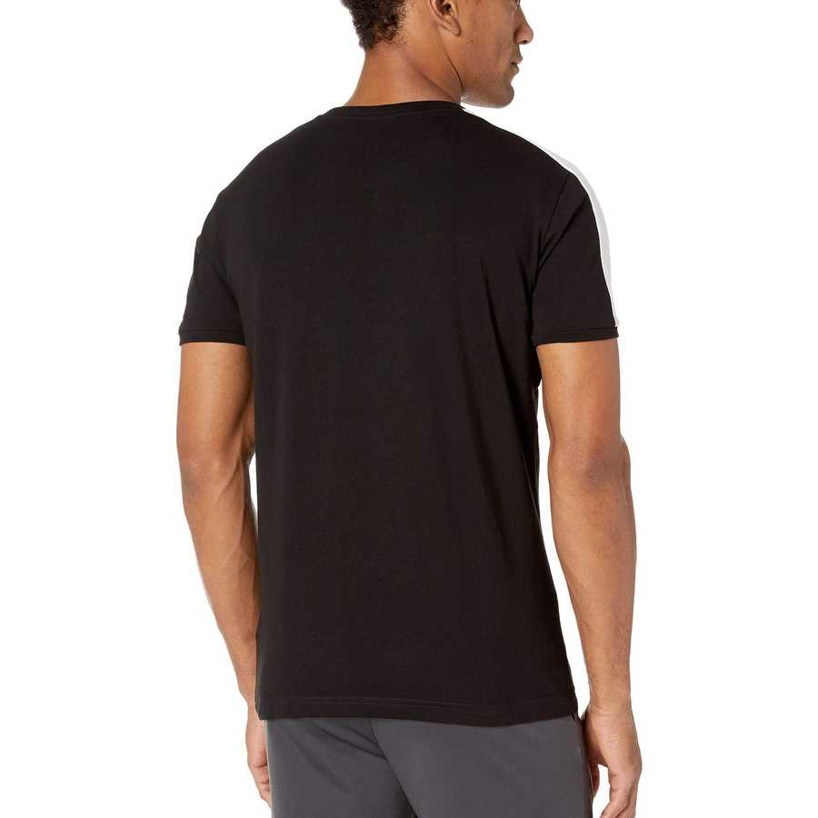 Puma Puma Black Iconic T7 Tee Slim Fit