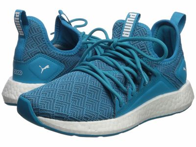 Puma - Puma Women Caribbean Sea/Puma Black/Puma White Nrgy Neko Stellar Running Shoes