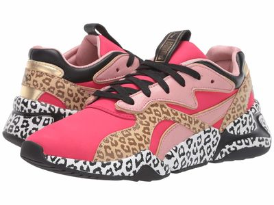 Puma - Puma Women Nrgy Rose/Bridal Rose/Puma Black Nova Unexpectedmixes Lifestyle Sneakers