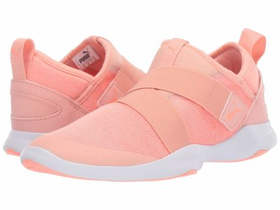 Puma - Puma Women Peach Bud/Puma White/Bright Peach Puma Dare Ac Athletic Shoes