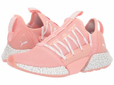 Puma - Puma Women Peach Bud/Puma White Hybrid Rocket Runner Running Shoes
