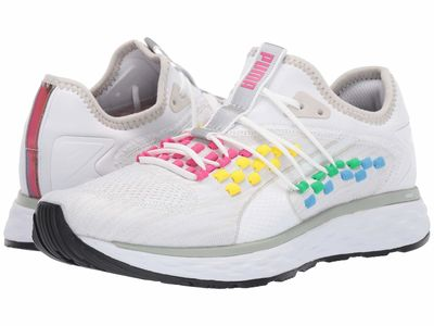 Puma - Puma Women Puma White Speed 600 Fusefit Heat Map Running Shoes