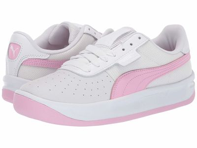 Puma - Puma Women Puma White/Pale Pink/Puma White California Casual Lifestyle Sneakers