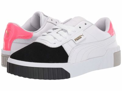 Puma - Puma Women Puma White/Puma Black Cali Remix Lifestyle Sneakers
