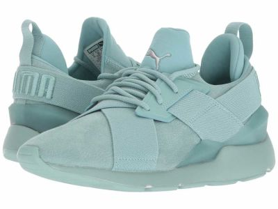 Puma - PUMA Women's Aquifer Aquifer Muse Elevated Athletic Shoes