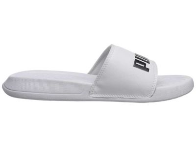 Puma - PUMA Women's Puma White Puma Black Popcat Sandals