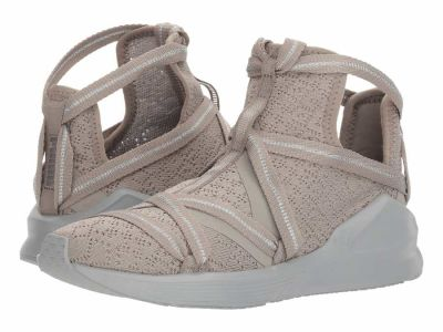 Puma - PUMA Women's Rock Ridge Metallic Beige Fierce Rope EP Lifestyle Sneakers