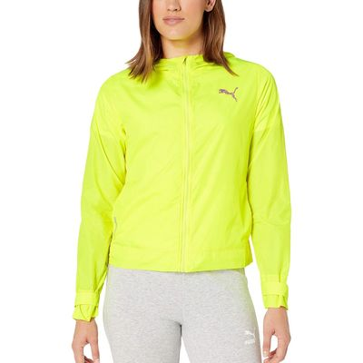 Puma - Puma Yellow Alert Shift Packable Jacket