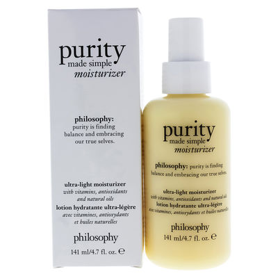Philosophy - Purity Made Simple Ultra Light Moisturizer 4,7oz
