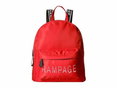 Rampage - Rampage Red Midi Backpack