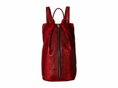Rampage - Rampage Red Wild Snake North South Backpack
