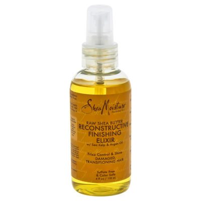 Shea Moisture - Raw Shea Butter Reconstructive Finishing Elixir 4oz