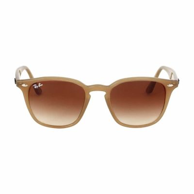 Ray Ban - Ray Ban Propionate Frame Brown Lens Sunglasses RB4258