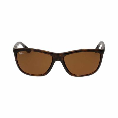 Ray Ban - Rayban Active Nylon Frame Brown Classic Lens Men's Sunglasses 0RB83516221736017
