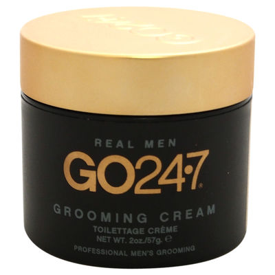 GO247 - Real Men Grooming Cream 2oz