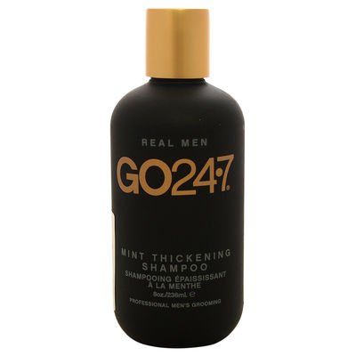 GO247 - Real Men Mint Shampoo 8oz