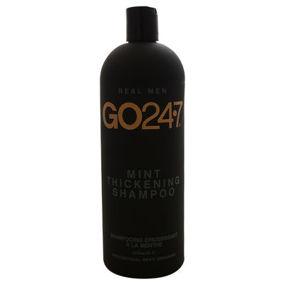 GO247 - Real Men Mint Thickening Shampoo 33,8oz