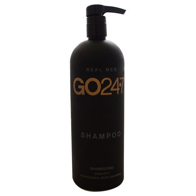 GO247 - Real Men Shampoo 33,8oz