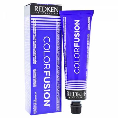 Redken - Redken Color Fusion Color Cream Cool Fashion - 10Gv Gold-Violet 2.1 oz