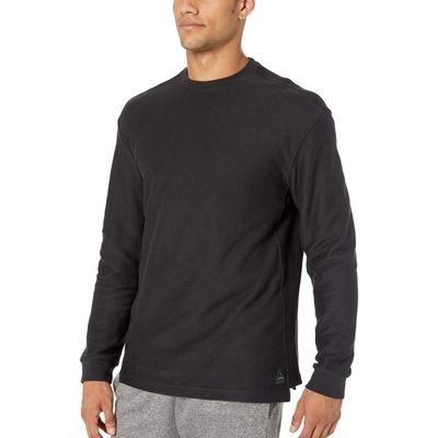 Reebok - Reebok Black Training Essentials Twill Crew