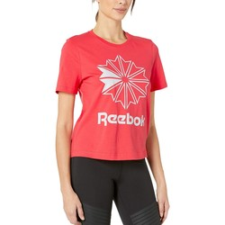 Reebok Bright Rose Activchill Graphic T-Shirt - Thumbnail