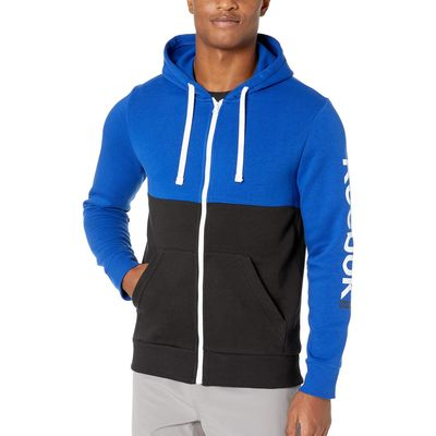 Reebok - Reebok Cobalt Training Essentials Full Zip Hoodie
