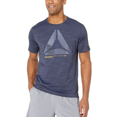 Reebok - Reebok Heritage Navy One Series Training Activchill Move Tee