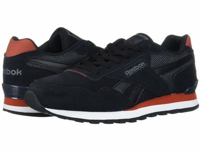 Reebok - Reebok Men Us-Black/Red/Grey/White Cl Harman Run Ltcl Lifestyle Sneakers