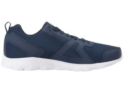 Reebok - Reebok Men's Collegiate Navy/White Fithex Tr Sneakers Athletic Shoes 893857937663
