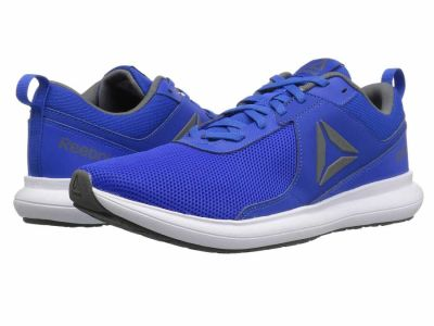 Reebok - Reebok Men's Vital Blue Black White Alloy Driftium Run Running Shoes