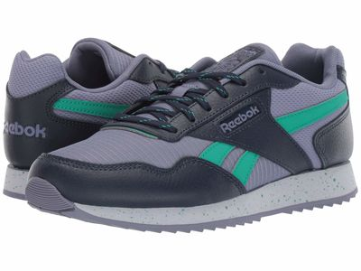 Reebok - Reebok Women Collegiate Navy/Emerald/Washed İndigo Cl Harman Rpl Tl Lifestyle Sneakers