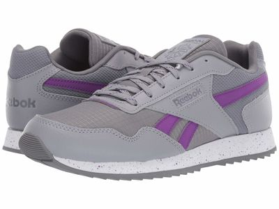 Reebok - Reebok Women Cool Shadow/Regal Purple/Cold Grey 5 Cl Harman Rpl Tl Lifestyle Sneakers