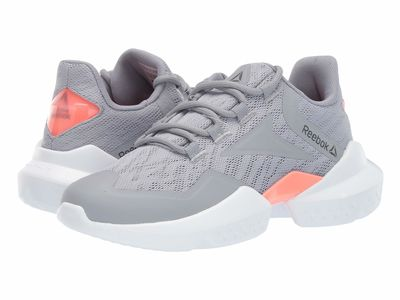 Reebok - Reebok Women Cool Shadow/Stellar Pink/True Grey/White Split Fuel Running Shoes