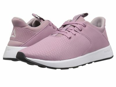 Reebok - Reebok Women İnfused Lilac/Coal/Lavender Luck/White Ever Road Dmx Athletic Shoes