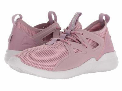 Reebok - Reebok Women's Infused Lilac Porcelain Twisted Pink Cardio Motion Athletic Shoes