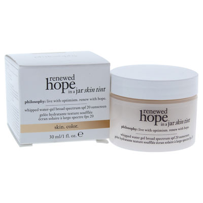 Philosophy - Renewed Hope In A Jar Skin Tint SPF 20 - 3.5 Sand 1,01oz