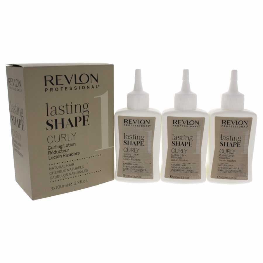 Revlon Lasting Shape Curly Natural Hair Lotion - 1 3 x 3.3 oz