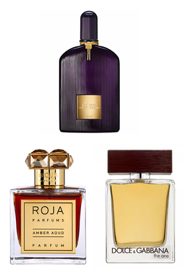 Best Perfume - Roja - Tom Ford - Dolce&Gabbana Men Perfume Set